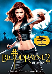 BloodRayne II - Deliverance Coverart