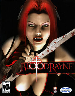 BloodRayne (Cover, North America, Europe, Consoles)