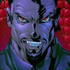 Kagan in the comic series