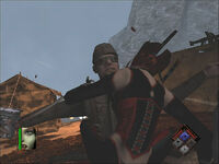 BloodRayne screenshot 06