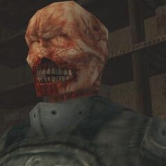 Kommando possessed by a Daemite