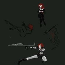 Rayne Betrayal Bloodrayne Wiki Fandom