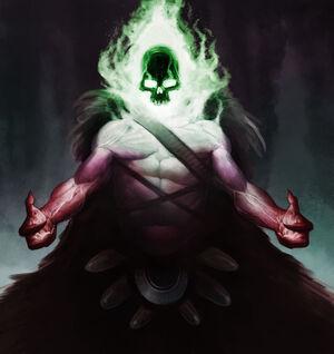 Wraith by garylaibart-d54k53h