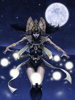 Dawn lady of twilight by garylaibart-d54k224