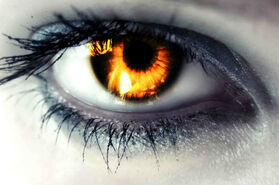 Vampyre eye