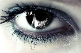 Vampyre eye Black