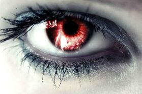 Vampyre eye Blood