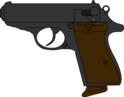 Fourth walther ppk