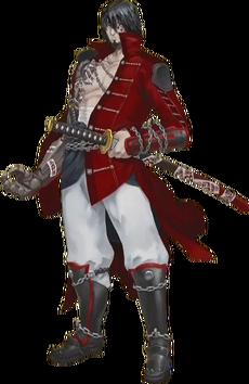 Zangetsu-Bloodstained