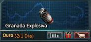 Granada Explosiva