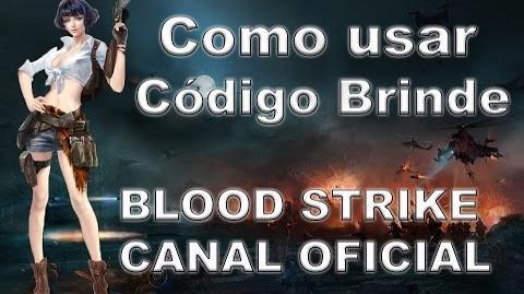 Blood Strike Canal Oficial - Tutorial de como resgatar código brinde - Hayran