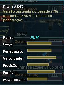 Prata AK47 2
