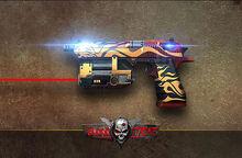 Laser Deagle