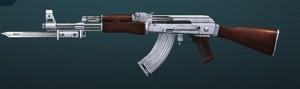 Prata AK47