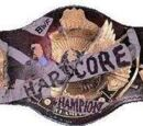 BWF Hardcore Championship