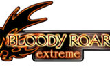 Bloody Roar: Primal Fury/Extreme (official artwork)