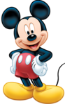 Mickey Mouse Disney 1