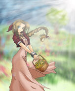Aeris gainsborough by karosu maker