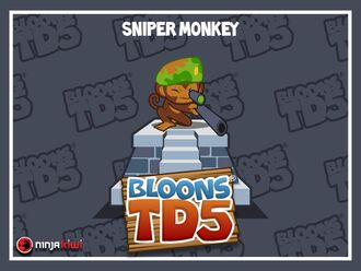 Sniper Monkey 1024x768