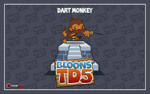 Dart Monkey 2560x1600