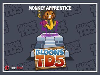 Monkry apprentice