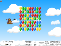 No ceiling even more bloons