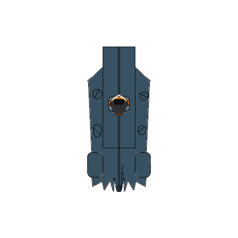 The Arsenal Ship looks like this.