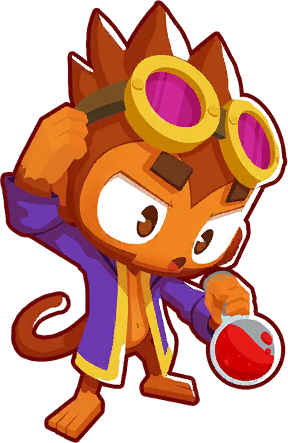 Alchemist Monkey (Bloons Tower Defense 7)   Bloons