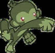 Alien Dart Monkey