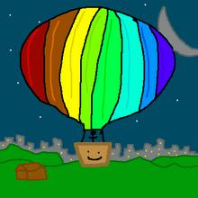 HotAirBalloon 2