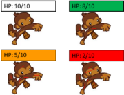 Dart Monkey HP