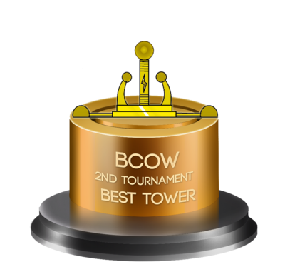 Tower Trophy