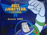 Buzz Lightyear of Star Command: Annual 2002