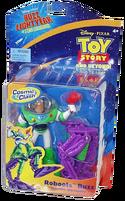 Buzz roboots front
