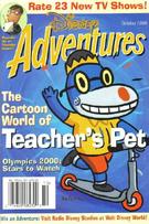 Adventures oct2000