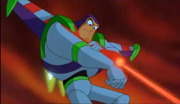 Weaponry Buzz Lightyear Of Star Command Wiki Fandom Powered By Wikia