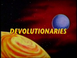 Devolutionaries 01
