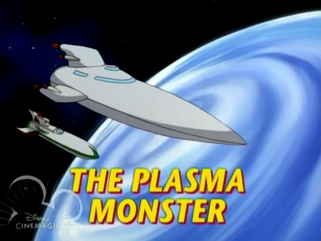 The Plasma Monster Buzz Lightyear Of Star Command Wiki