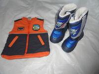 Vest-boots