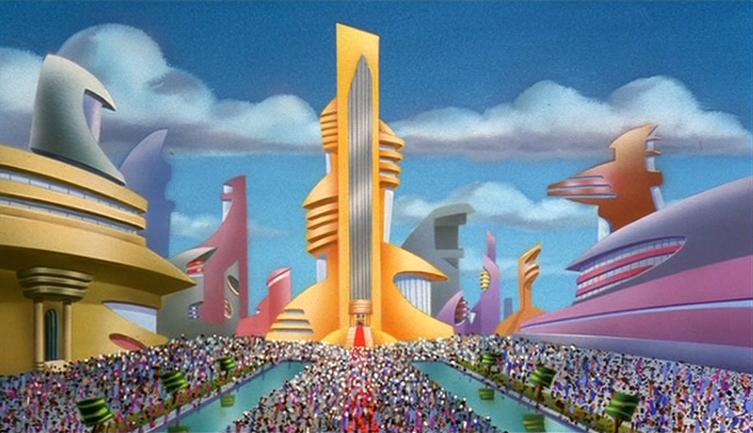 Capital Planet Buzz Lightyear Of Star Command Wiki