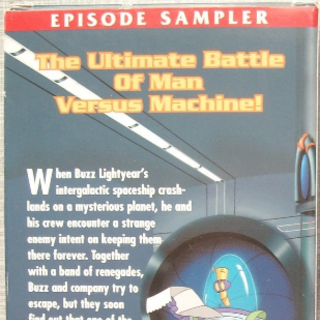 Back of VHS
