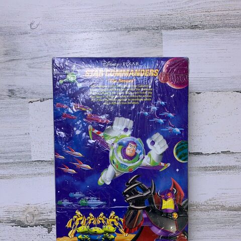 Buzz Blasts cereal box, back side (note the Hornets in the background)