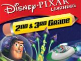 Disney/Pixar Learning: 2nd & 3rd Grade