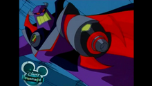 Zurg hand gun