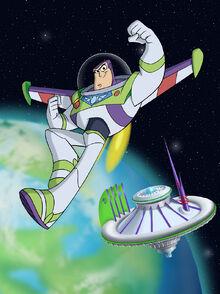 Buzz Lightyear (Thomas Cain)