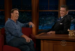 Patrick Warburton and Craig Ferguson