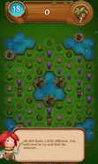 Level 595 tutorial (puzzle)