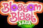 Blossom Blast Saga logo
