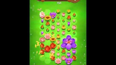Blossom Blast Saga Level 21 NEW