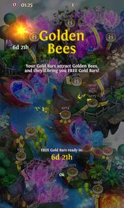 Golden Bees info (mobile)